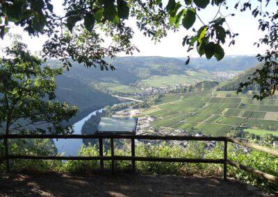 Aussicht vom Valwiger Berg